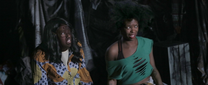 BWW Review: Washington Ensemble Theatre's IS GOD IS Gives the Bloody Brutal Without the Context