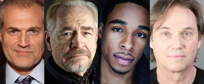 Breaking: Brian Cox, Marc Kudisch, Grantham Coleman & Richard Thomas Will Star in Robert Schenkkan's Second LBJ Pay, THE GREAT SOCIETY