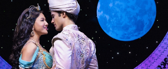BWW Previews: LOCAL ACTRESS COMES HOME FOR HOLIDAYS AS ALADDIN SOARS INTO Straz Center For The Performing Arts