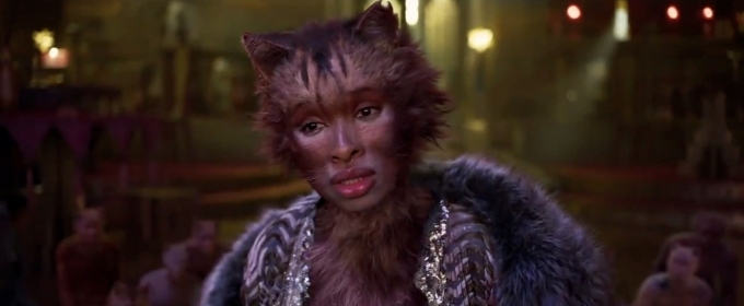 BREAKING: Get A First Look At The CATS MOVIE Trailer; Jennifer Hudson Singing Memory