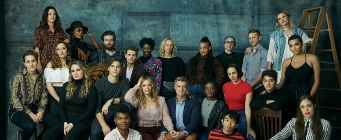 Photo Flash: Meet The Cast Of JAGGED LITTLE PILL On Broadway!