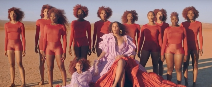VIDEO: Beyonce Releases Music Video for 'Spirit' from THE LION KING