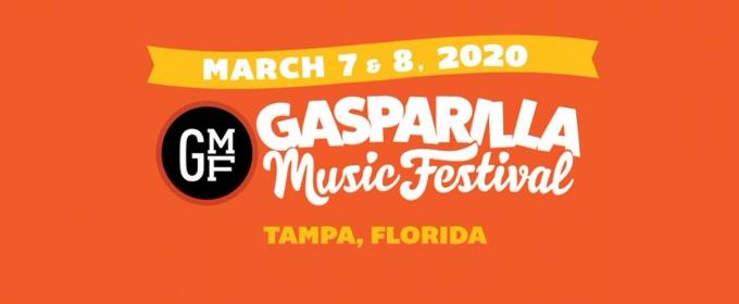 Gasparilla Music Festival Returns in March 2020