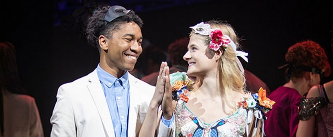Photo Flash: First Look At ROMEO & JULIET At The Old Globe