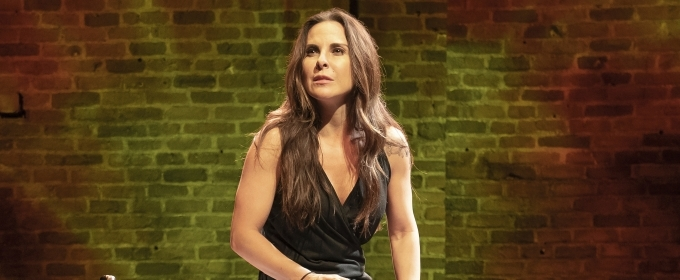 Photo Flash: First Look at Kate del Castillo in THE WAY SHE SPOKE