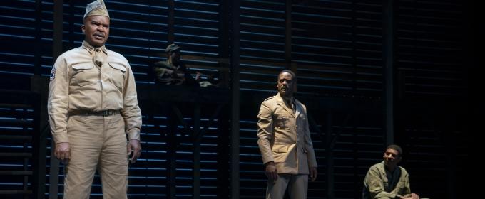 Review Roundup: A SOLDIER'S PLAY Opens On Broadway - See What the Critics Are Saying