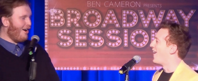 BWW TV: Broadway Sessions Goes Back to Bikini Bottom with  Ethan Slater and the Cast of SPONGEBOB!