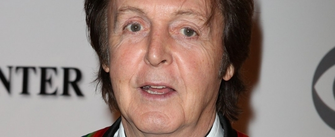 Paul McCartney At Work On Musical Adaptation of IT'S A WONDERFUL LIFE