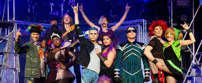 Photo Coverage: WE WILL ROCK YOU Arrives at Hulu Theater at Madison Square Garden