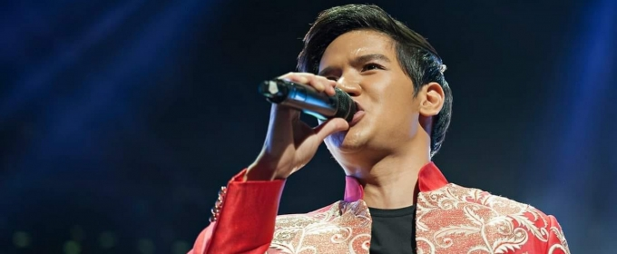 Gerald Santos to Hold Christmas Concert for OFWS