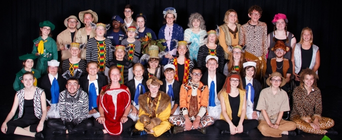 BWW Review: MADAGASCAR: A MUSICAL ADVENTURE at Gettysburg Community Theatre