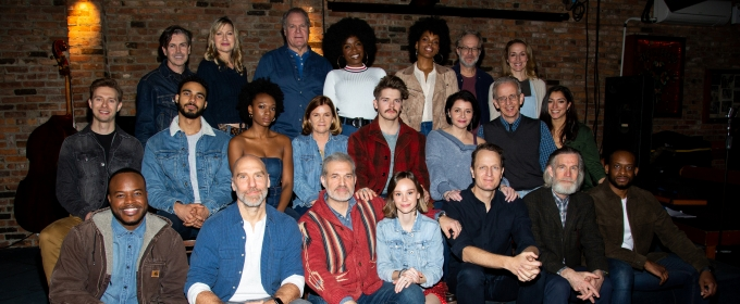 Photo Coverage: Meet the Cast of GIRL FROM THE NORTH COUNTRY on Broadway!