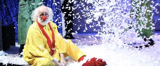 BWW TV: Clownin' Around with Slava Polunin of SLAVA'S SNOWSHOW on Broadway!