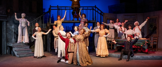 BWW Review: A CHRISTMAS CAROL Brings the Magic of the Season to Sacramento Theatre Company
