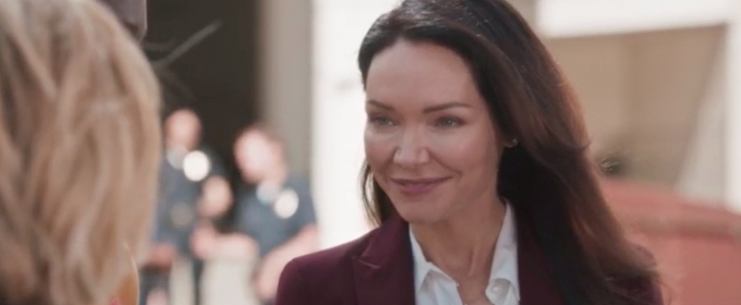 BWW Exclusive: Get a First Look at Katrina Lenk on the CBS Drama TOMMY