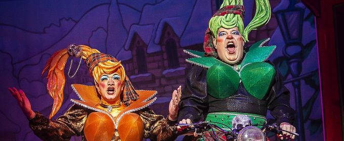 BWW Review: CINDERELLA, Lyceum, Sheffield