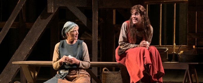 BWW Review: MOTHER OF THE MAID at Marin Theatre Company is dramatization of the life of Joan of Arc as seen through the eyes of her mother.