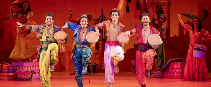 BWW Interview: Ben Chavez of Disney's ALADDIN, Playing Feb. 12-23 at Peace Center