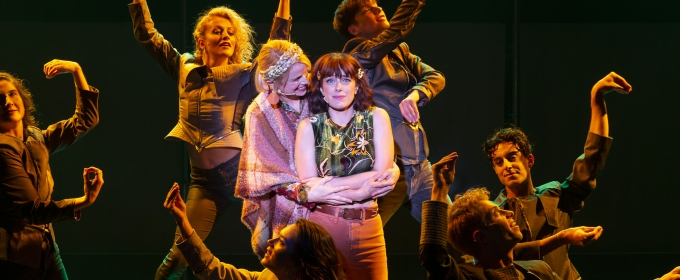 BWW Review: MYTHIC at The Segal Centre