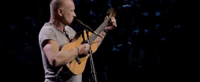BWW Flashback: Sting Sings from THE LAST SHIP on Tour, Coming to the US in 2020!