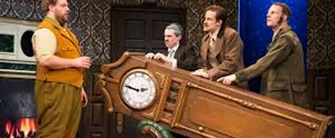 The Hilarious Tony-Winning Comedy THE PLAY THAT GOES WRONG Spoofs The Wacky World Of Thespians At The McCallum