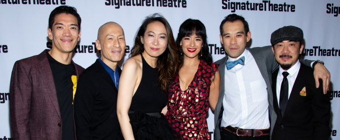 Photo Coverage: Go Inside Opening Night of CAMBODIAN ROCK BAND