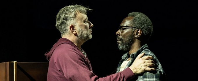 BWW Review: THE SUNSET LIMITED, Boulevard Theatre