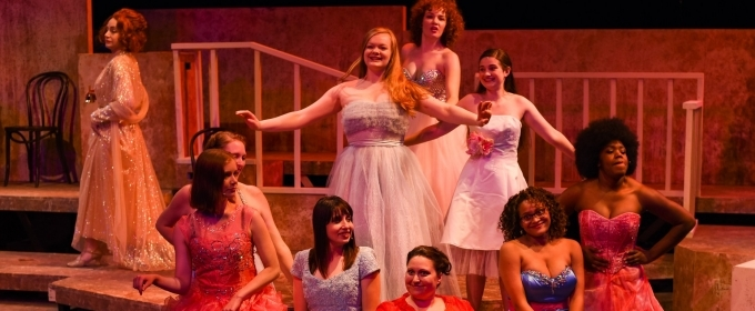 BWW Review: BEST LITTLE WHOREHOUSE IN TEXAS at GLOW Lyric Theatre
