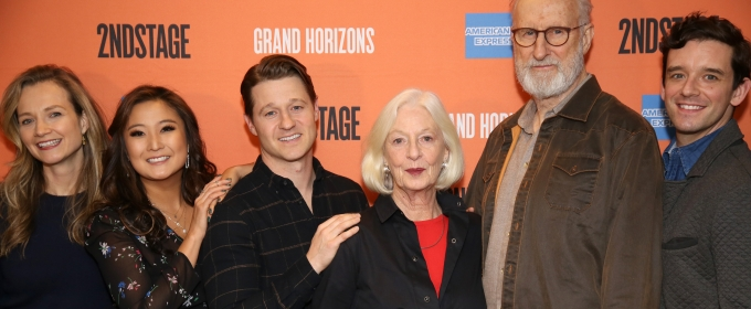 BWW TV: James Cromwell, Jane Alexander & More Explain What GRAND HORIZONS is All About!
