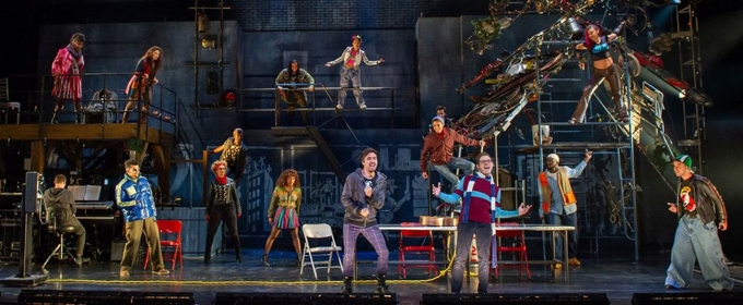 BWW Review: RENT Rocks at Victoria Theatre Association
