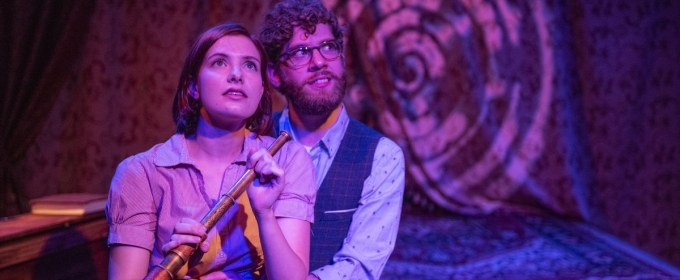Photo Flash: First Look at Black Button Eyes Productions' GHOST QUARTET