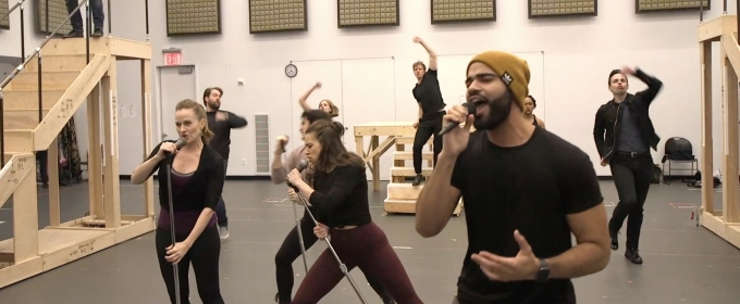 BWW TV: Sing Along to the Best of Andrew Lloyd Webber in Sneak Peek of Paper Mill Playhouse's UNMASKED!