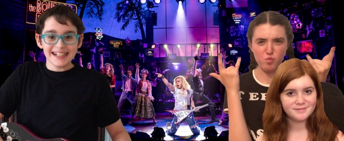 BWW TV: The Kid Critics Had Nothing But a Good Time at ROCK OF AGES