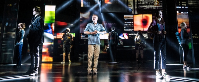 Photo Flash: Get A First Look At DEAR EVAN HANSEN On The West End