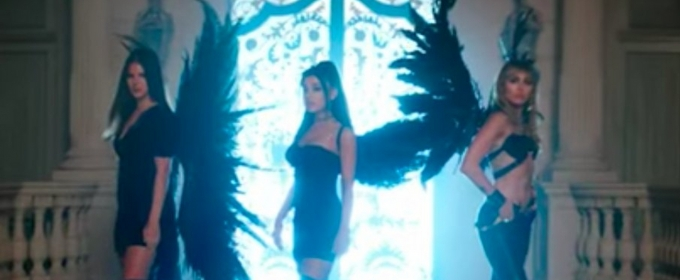 VIDEO: Watch the Music Video for 'Don't Call Me Angel'by Ariana Grande, Miley Cyrus, and Lana Del Rey