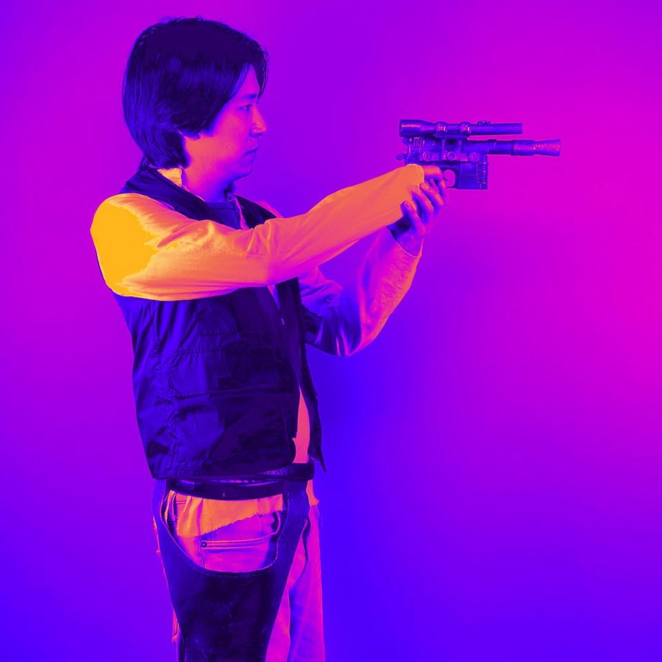 SOLO MUST DIE: A STAR WARS MUSICAL PARODY is Back for One Night Only