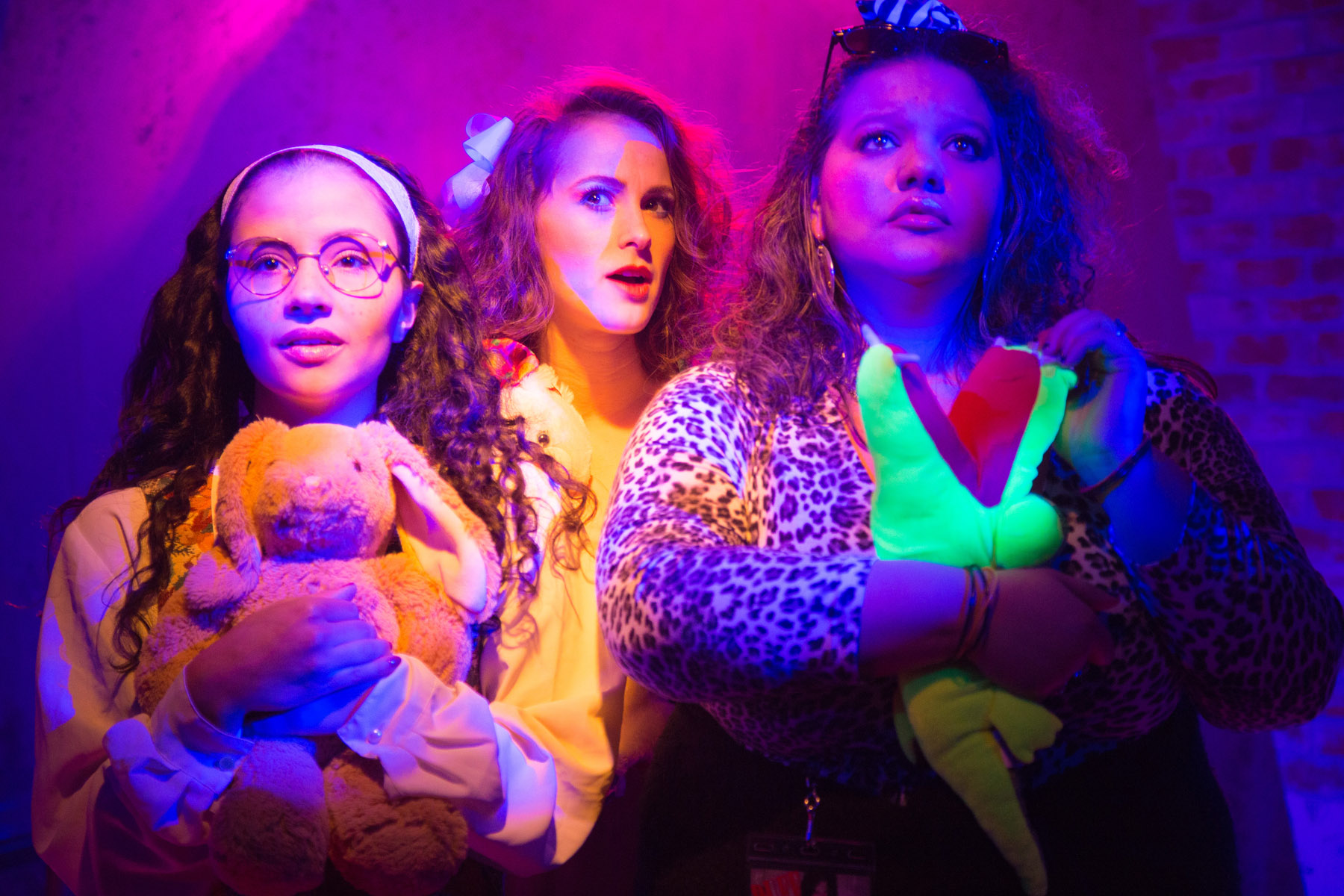 New American Folks Theatre's HOT PINK, OR READY TO BLOW - Now Available For Audio Download!