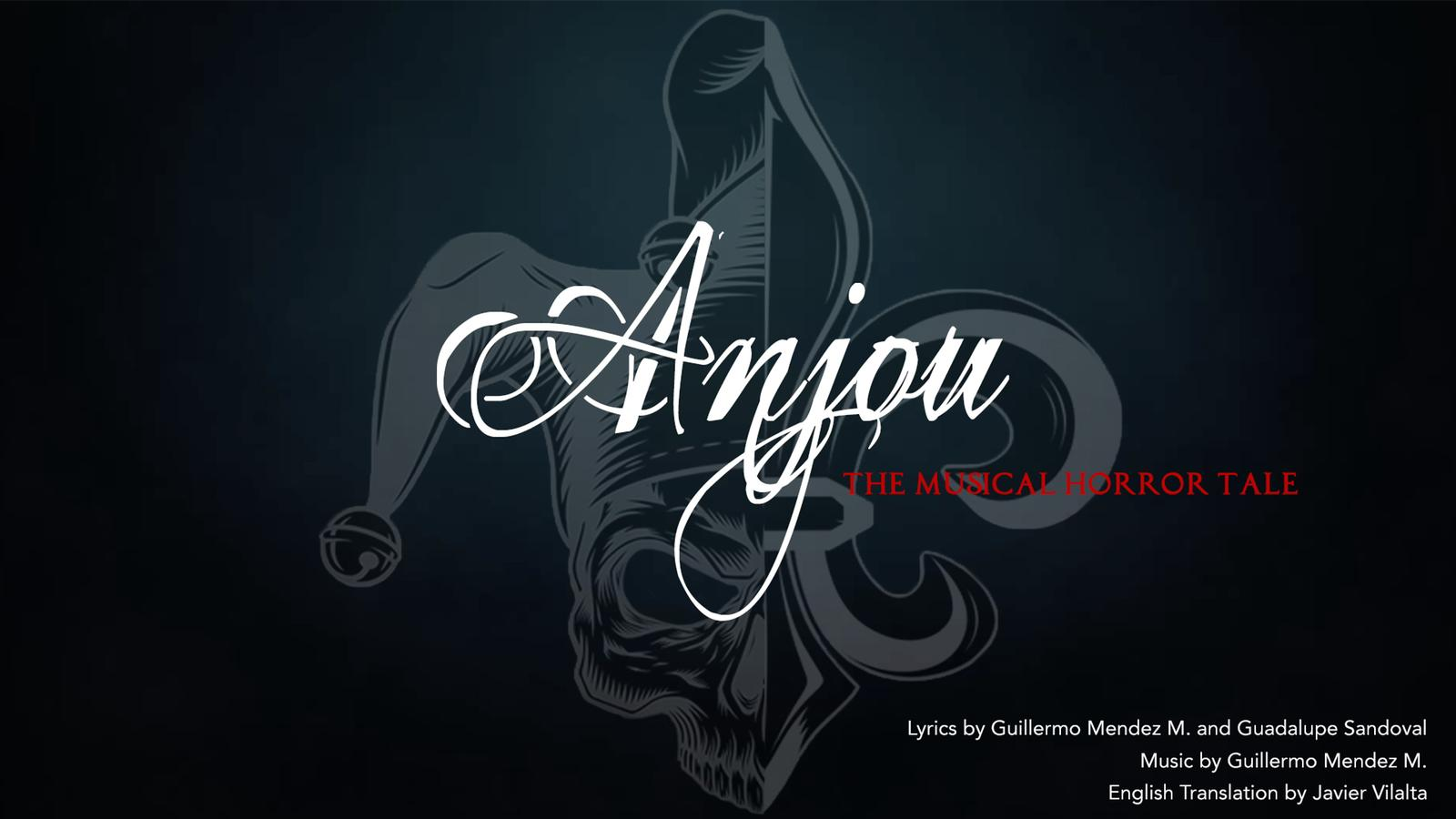 Broadway Alums Join English-language Benefit Premiere Concert Of ANJOU: The Musical Horror Tale