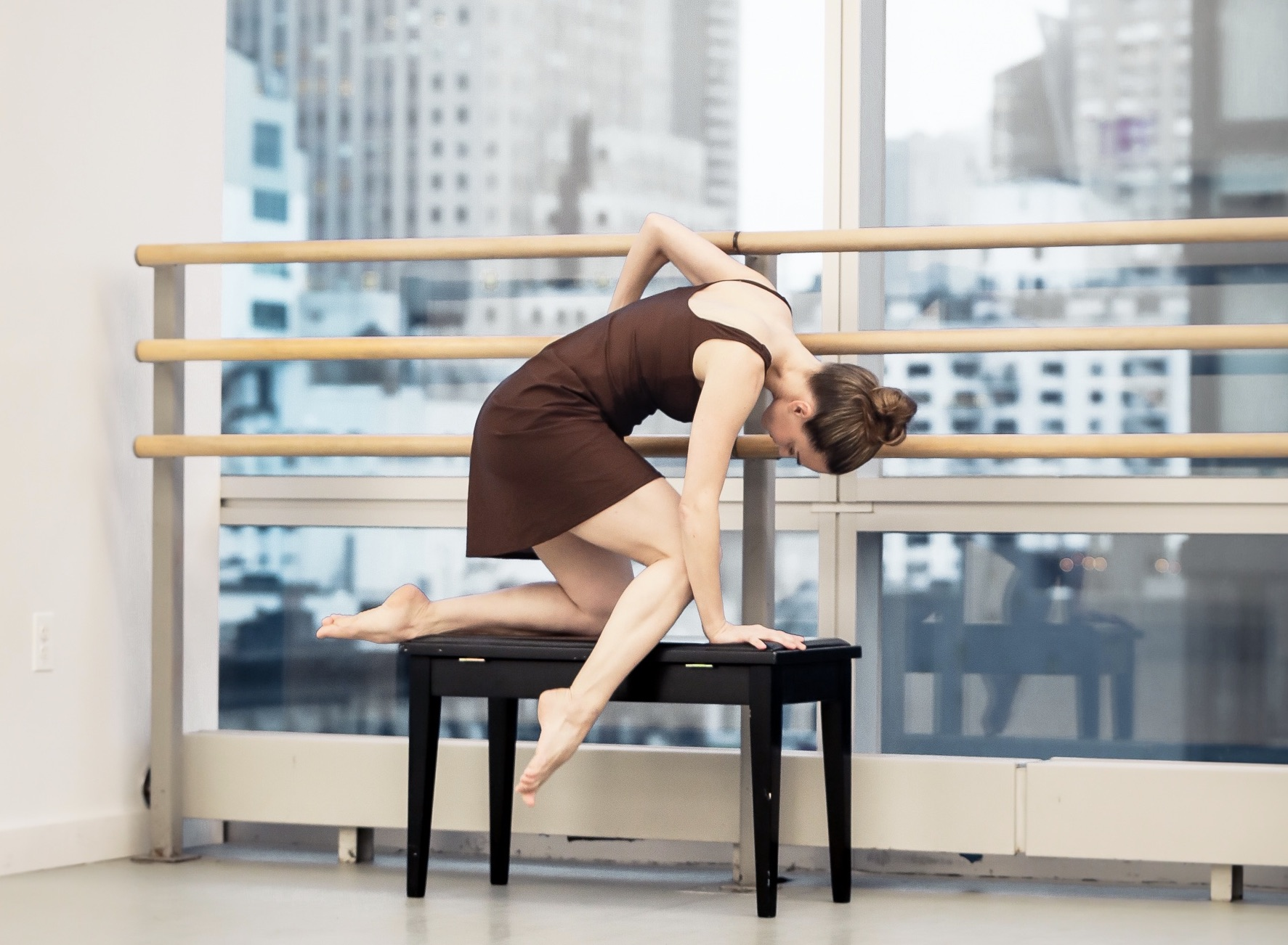 Cherylyn Lavagnino Dance Returns to New York with TALES OF HOPPER
