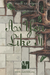Match: Lit Presents Shakespeare's AS YOU LIKE IT