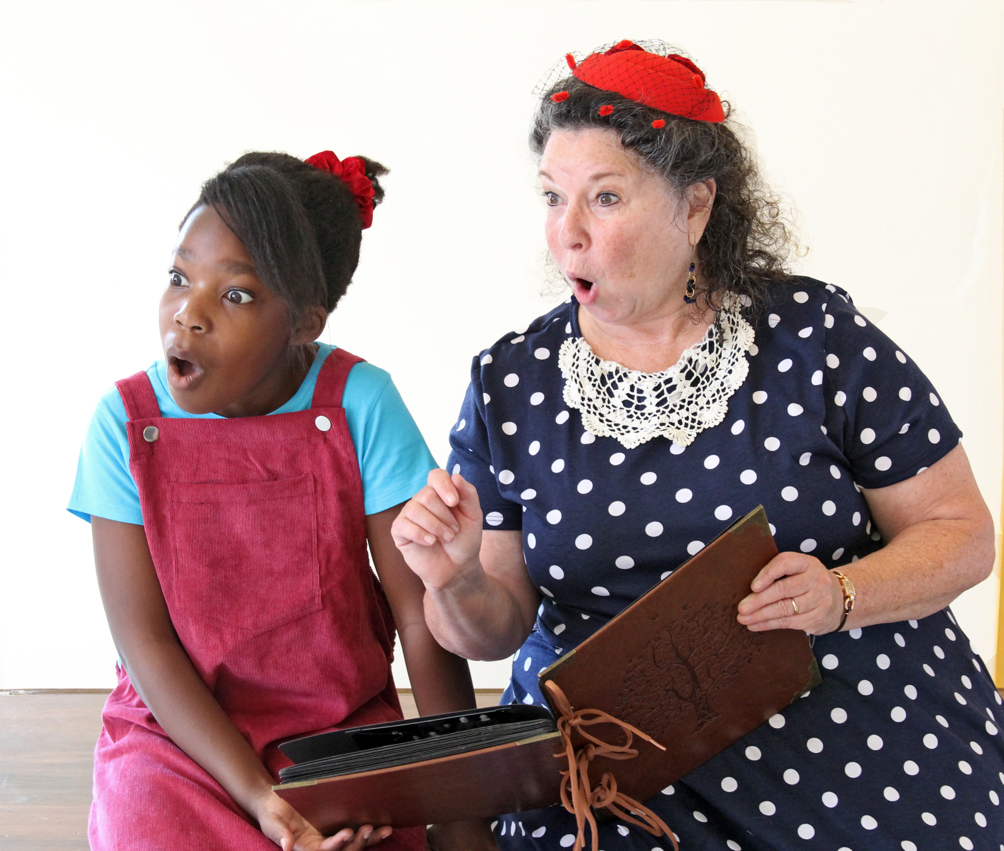 Fitz&Startz Productions, Theater for All Ages Presents AUNT MAE COMES TO TOWN