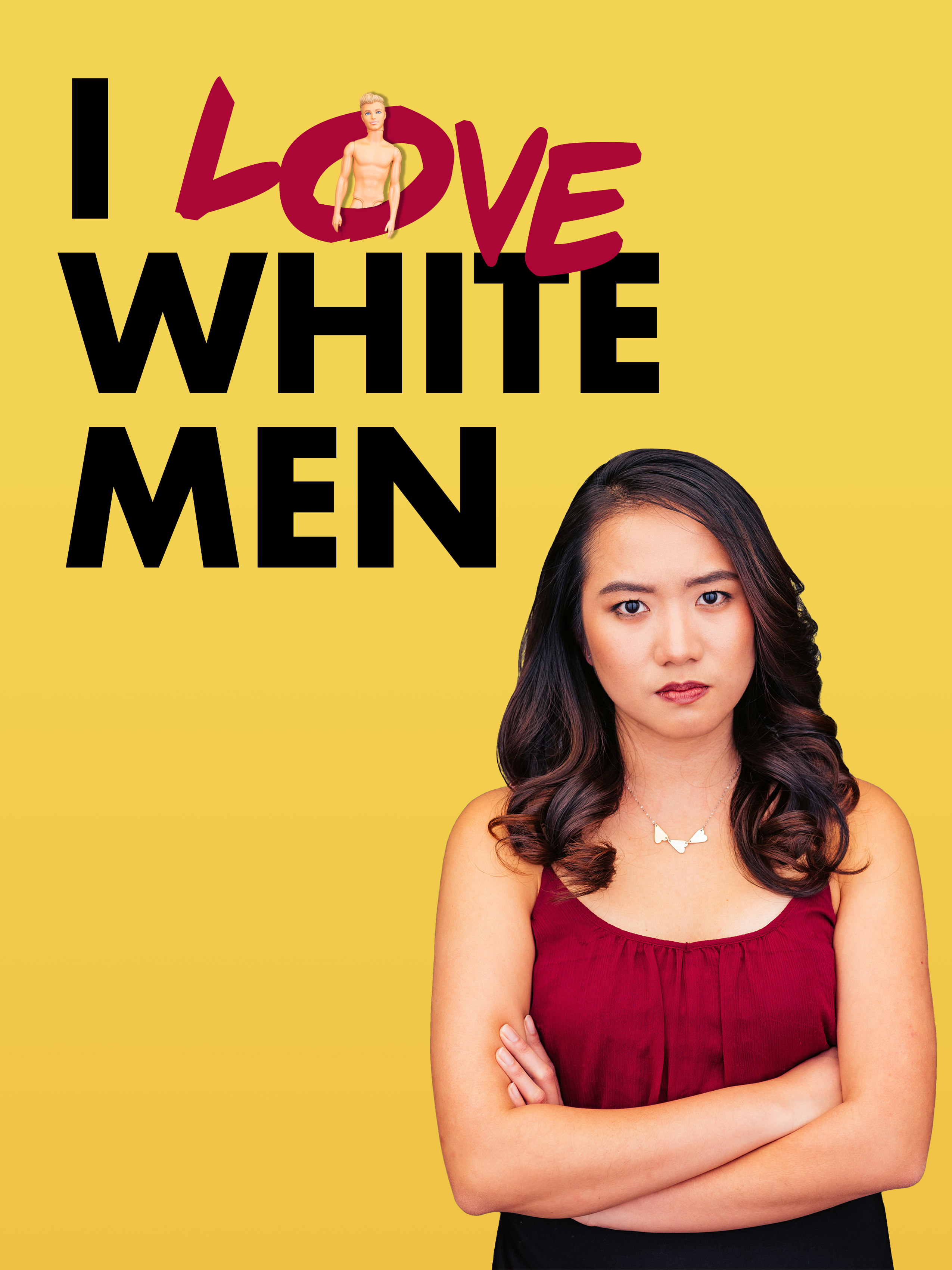 Caveat NYC Presents I LOVE WHITE MEN By Sim Yan Ying 'YY'