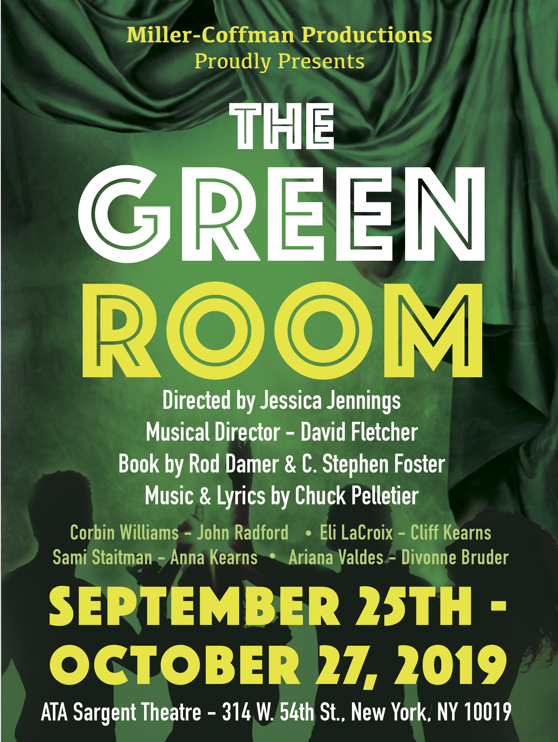Tickets Now On Sale For THE GREEN ROOM