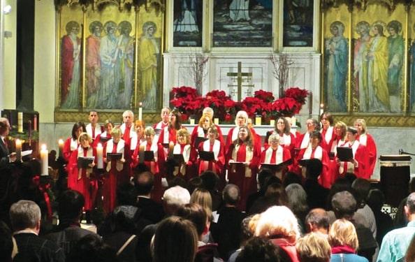 Singer-Songwriter Rosanne Cash Joins Chelsea Community Church Virtual Christmas Candlelight Carol Service