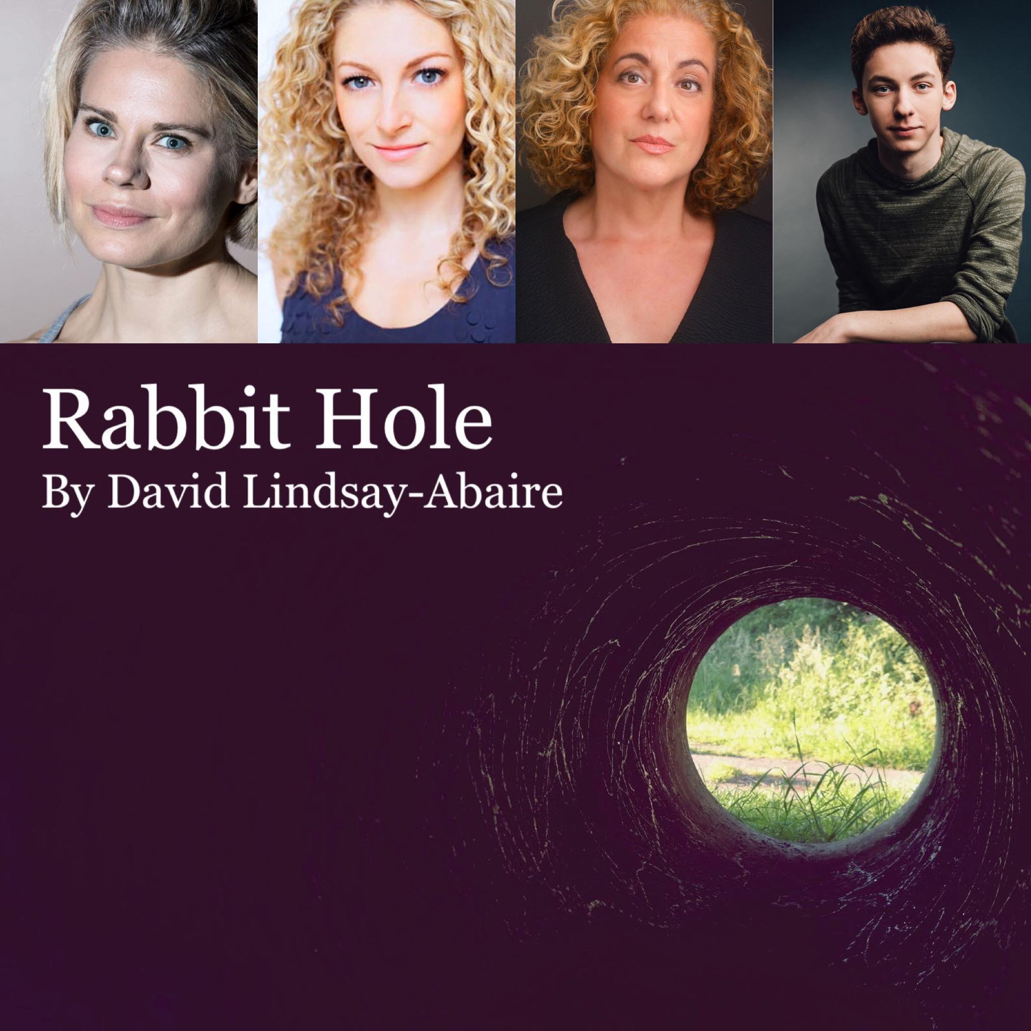 Celia Keenan-Bolger, Lauren Molina, Mary Testa, and Andrew Barth Feldman Set For The Reading Series' RABBIT HOLE
