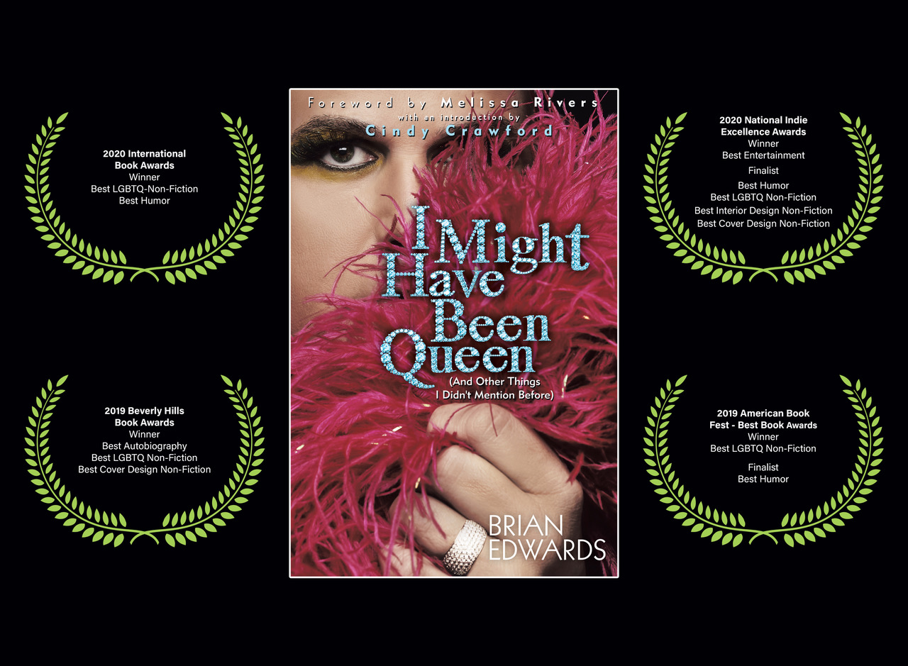 'I Might Have Been Queen' (And Other Things I Didn't Mention Before) One Of The Most Honored LGBT Non-Fiction Books Of 2020