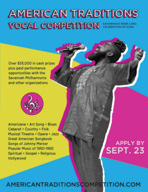 American Traditions Vocal Competition Announces 27th Annual Competition