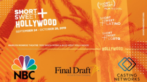 Short+Sweet Hollywood Welcomes New Partners NBC Universal, LA Casting/Casting Networks And Final Draft!