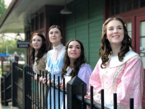 LITTLE WOMEN Opens At Kit Carson Amphitheater