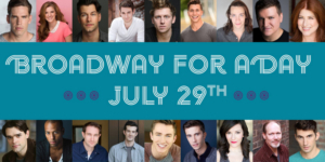 J. Mark McVey, Anne L. Nathan, & More Join Benefit for Fund for College Auditions